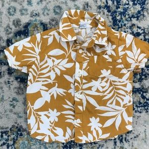 Old Navy 12-18M Hawaiian shirt